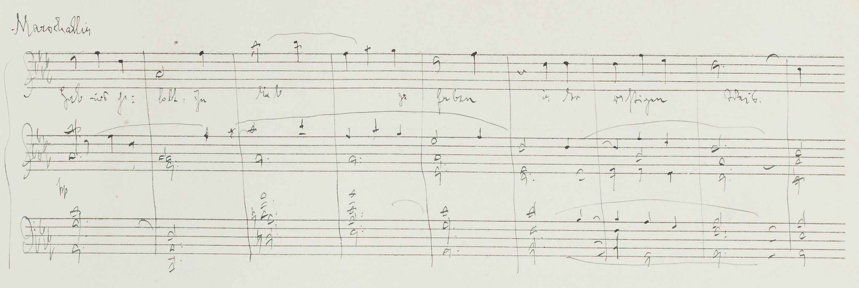 AUTOGRAPH COLLECTION -- MUSIC. An attractive autograph album including autograph quotations, signed photographs and signatures of composers and musicians including: