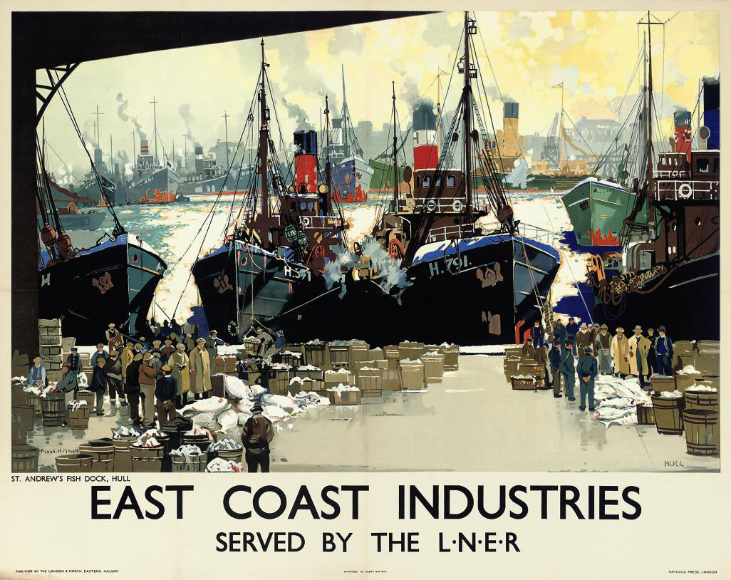 EAST COAST INDUSTRIES, HULL