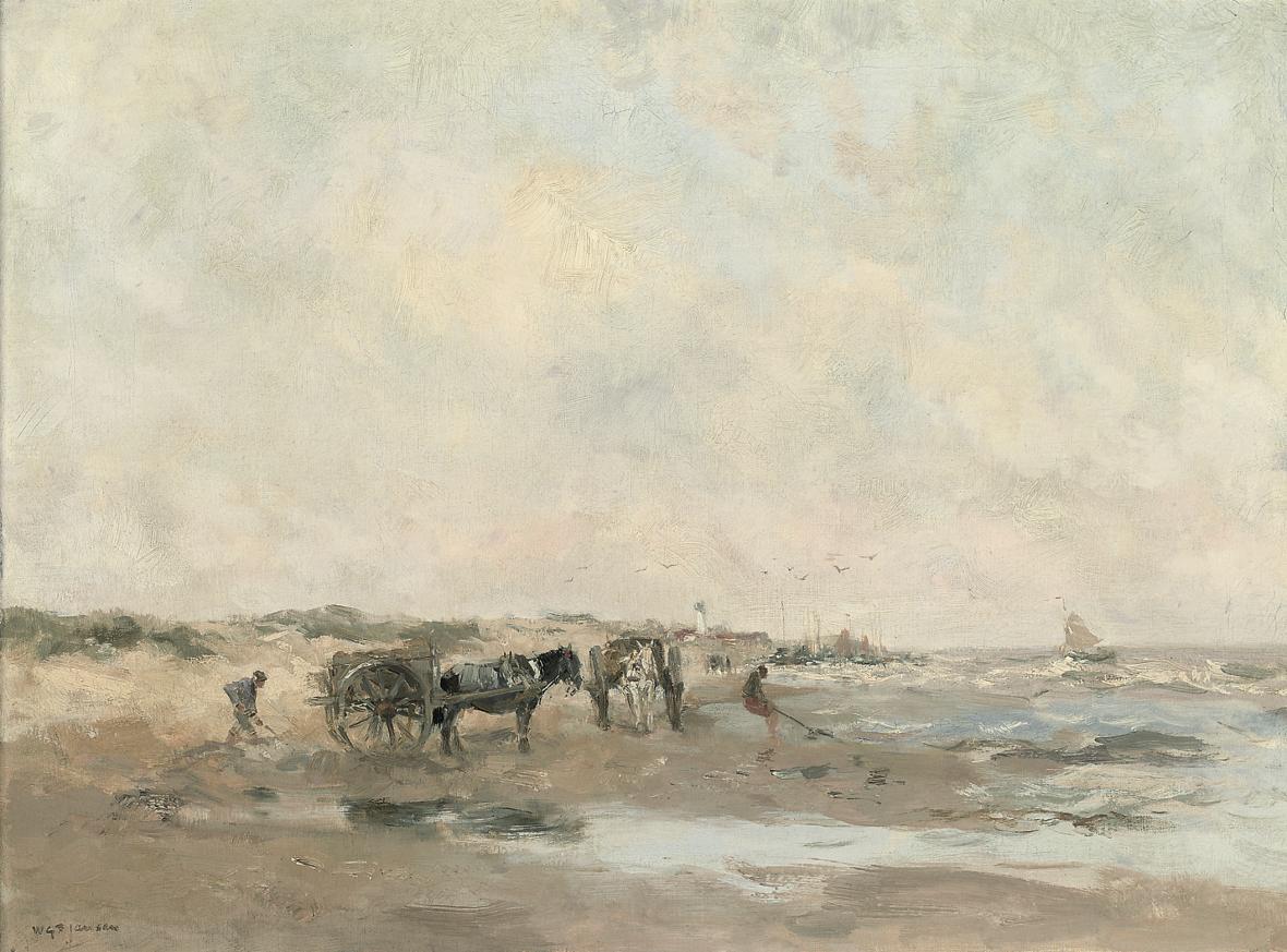 Shell fishers