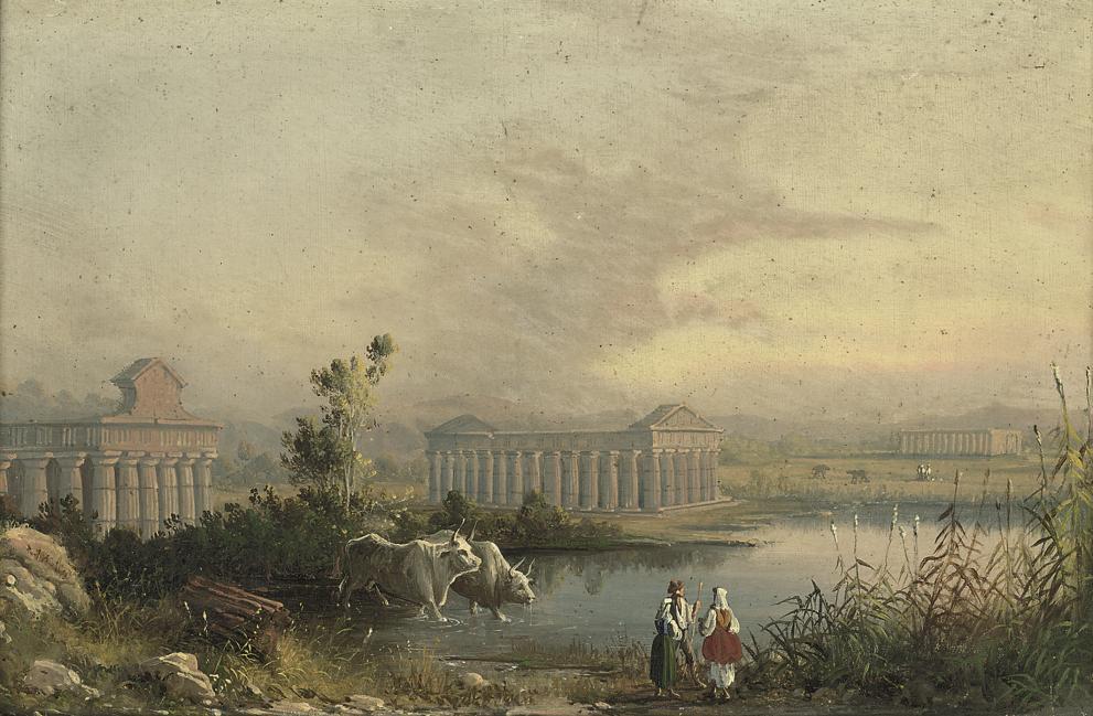 Herders at Paestum