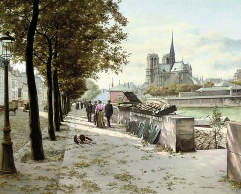 Abel Boulineau (French, 1839-1