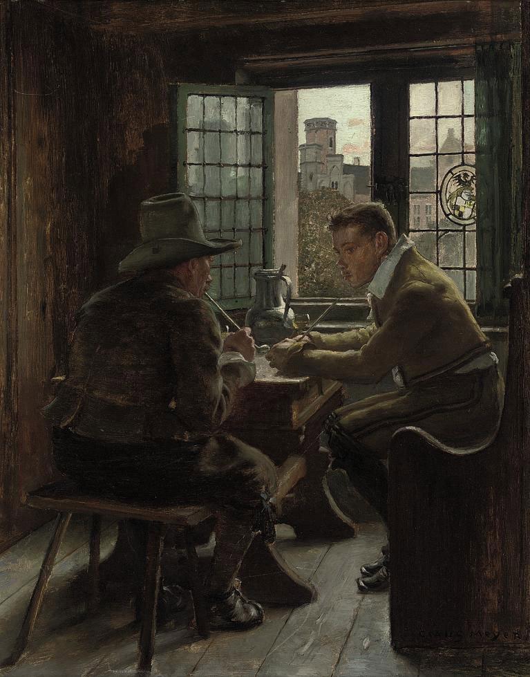 Tavern gossip