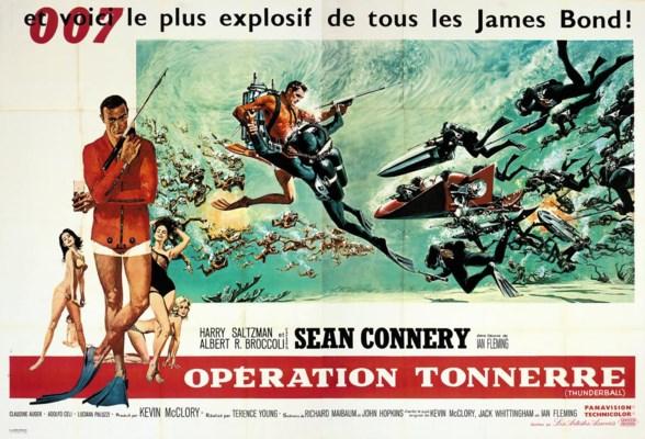 Thunderball  Operation Tonnerr