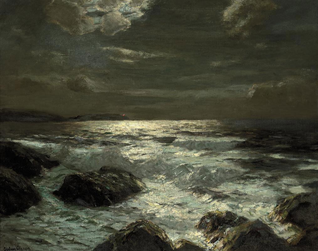 Moonlight, Scilly Isles
