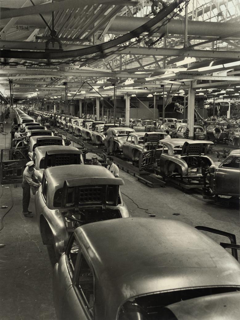 Automobile Manufacturing, 1940