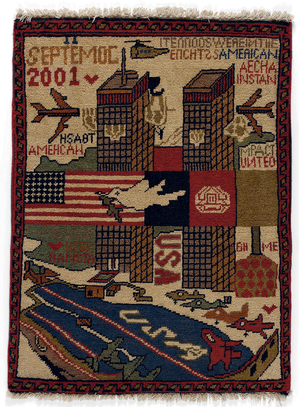 Made in Afghanistan, 2001-06