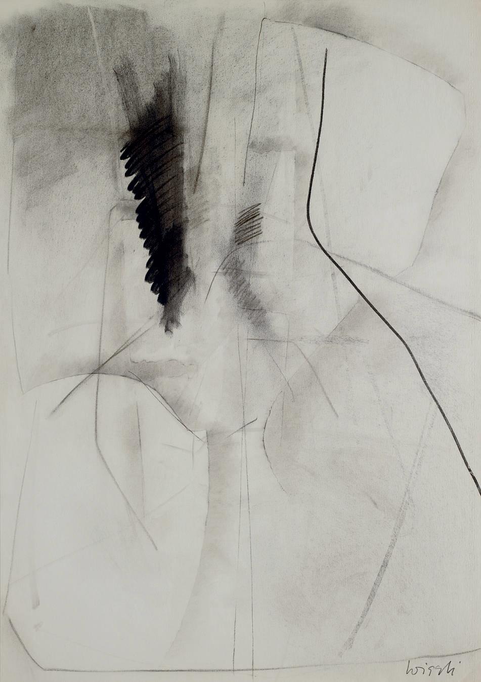 Komposition, 1975/76