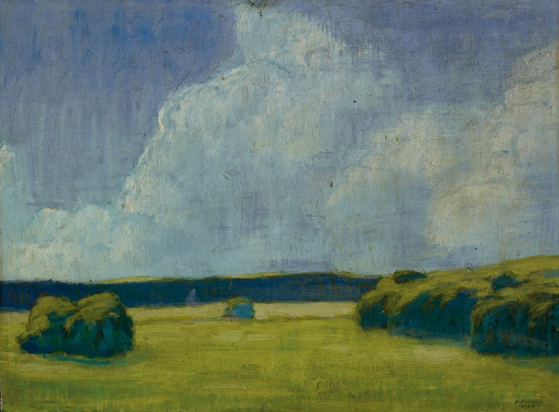 Landschaft, 1906