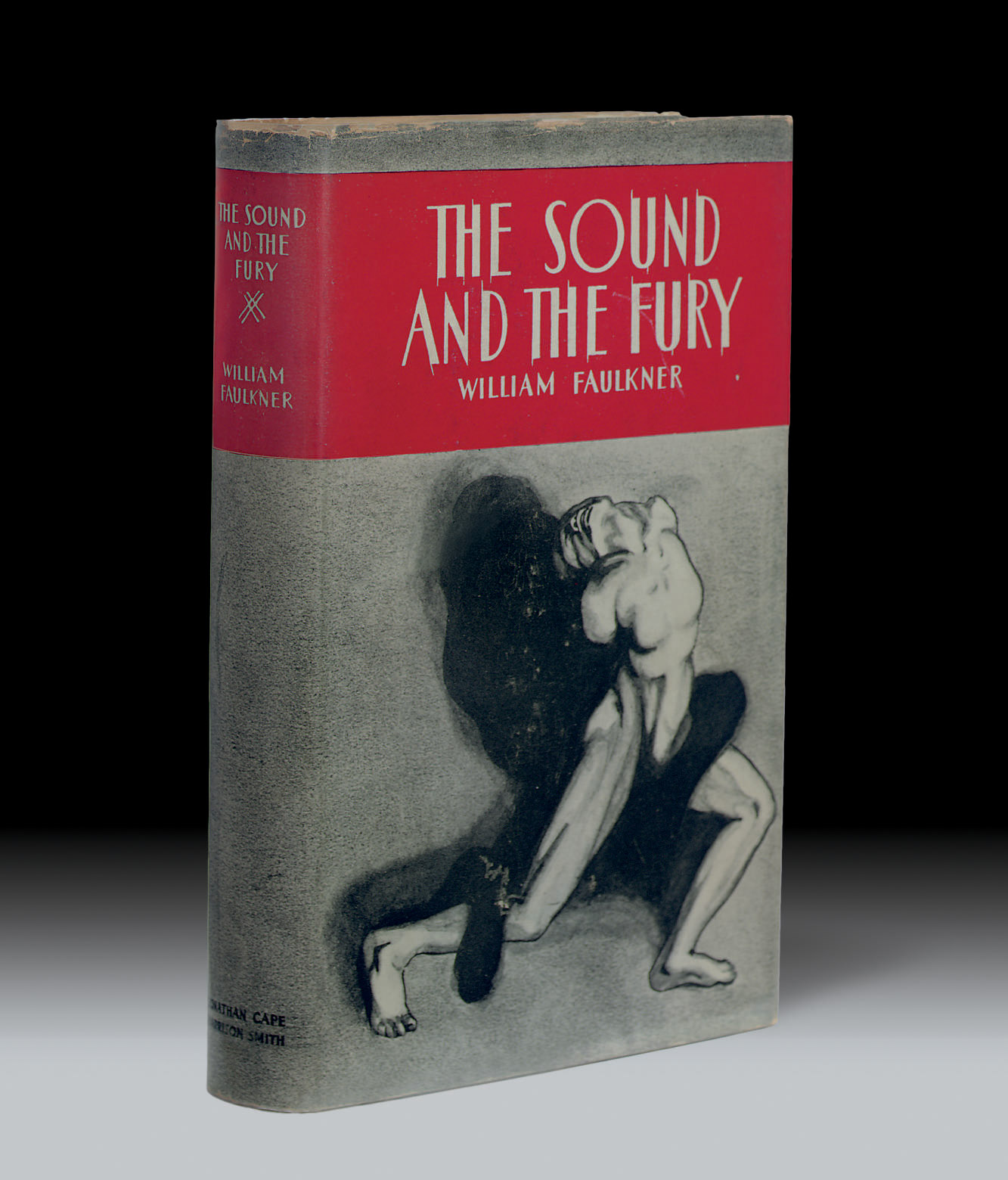 a short analysis of faulkners story the sound and the fury Examines in on the sound and the_ fury: time iri the work of faulkner the novelist's attempt to recapture time one common critical tendency is to compare faulkner's.