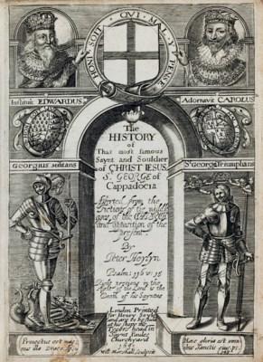 HEYLYN, Peter (1600-1662). The