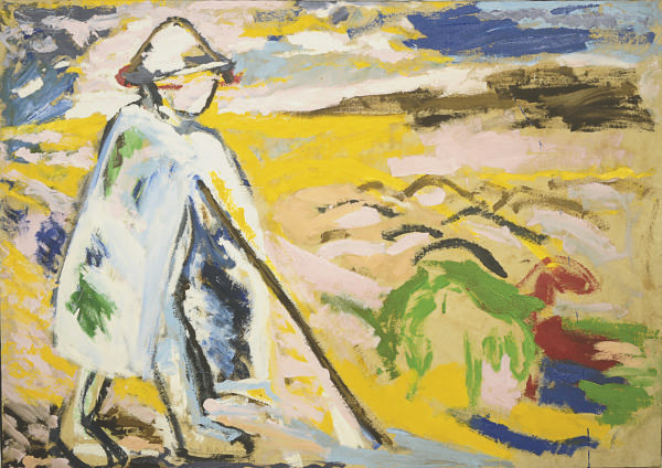 Untitled (Shepherd with his sheep)