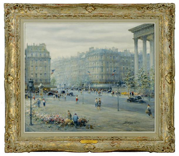 Place de la Madeleine, Paris