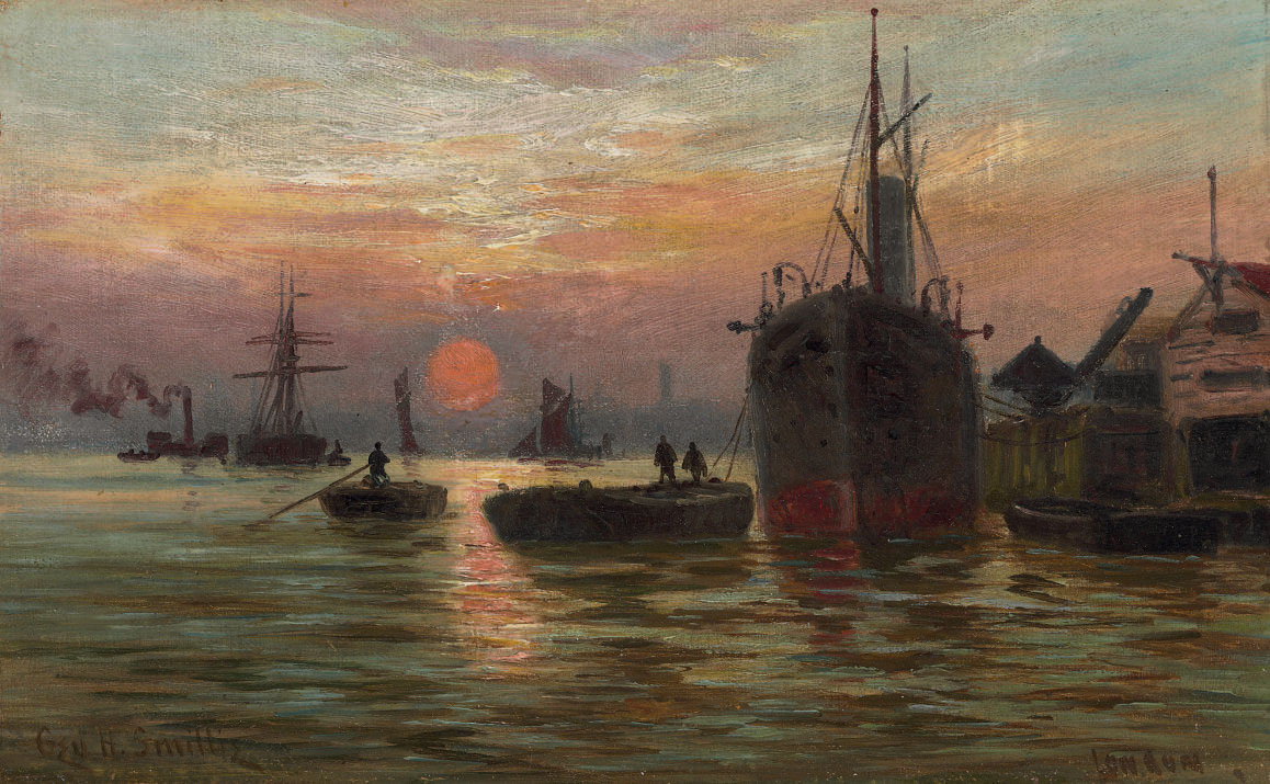 Harbor View, London