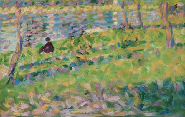 Georges Seurat (1859-1891)