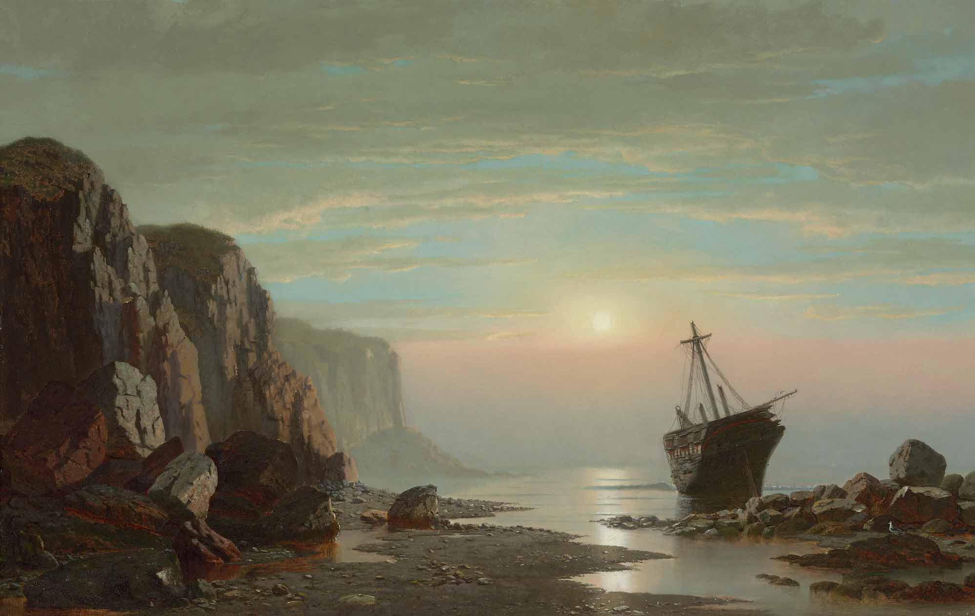 The Coast of Labrador