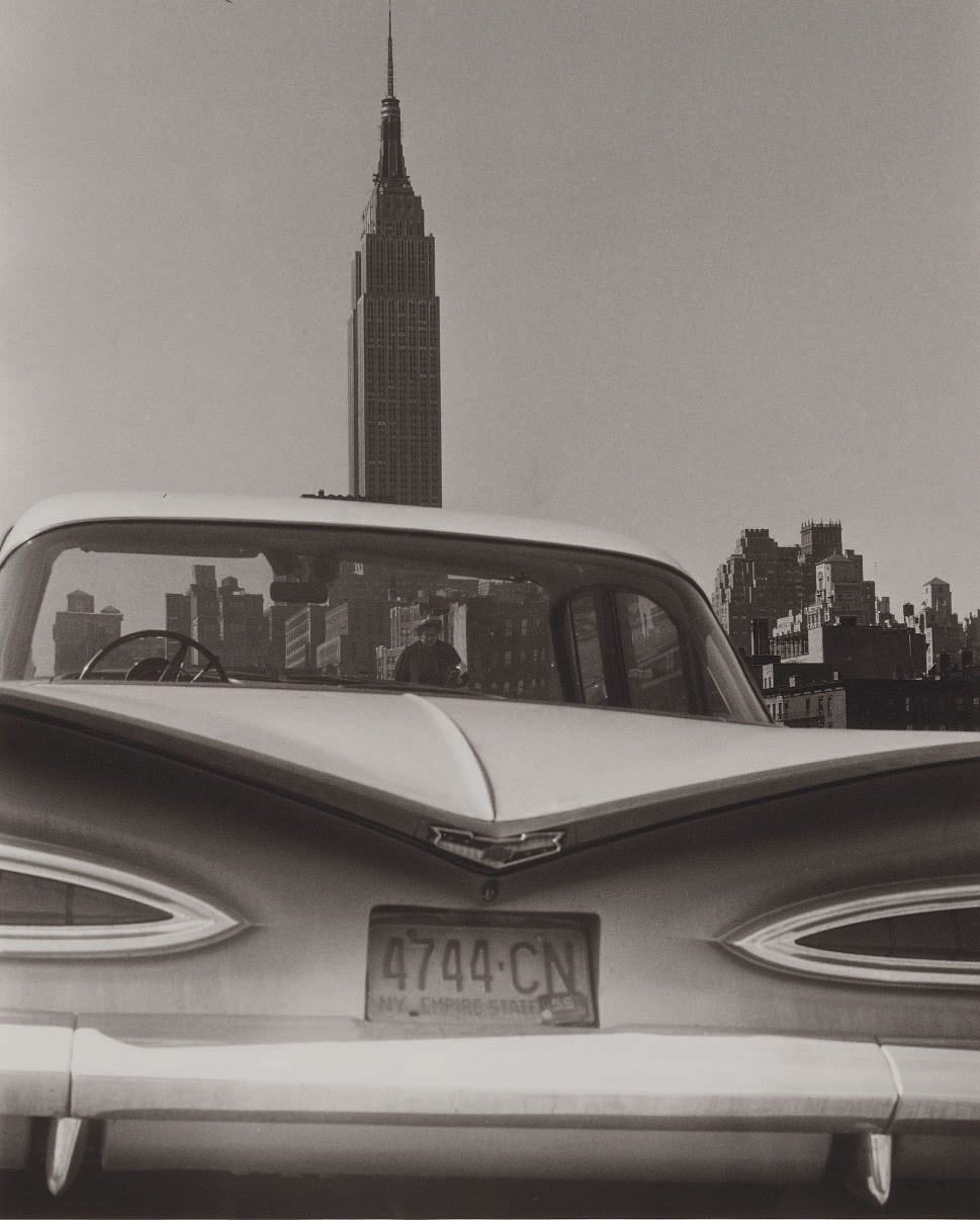 Empire State Building ('58 Chevy Biscayne), 1959