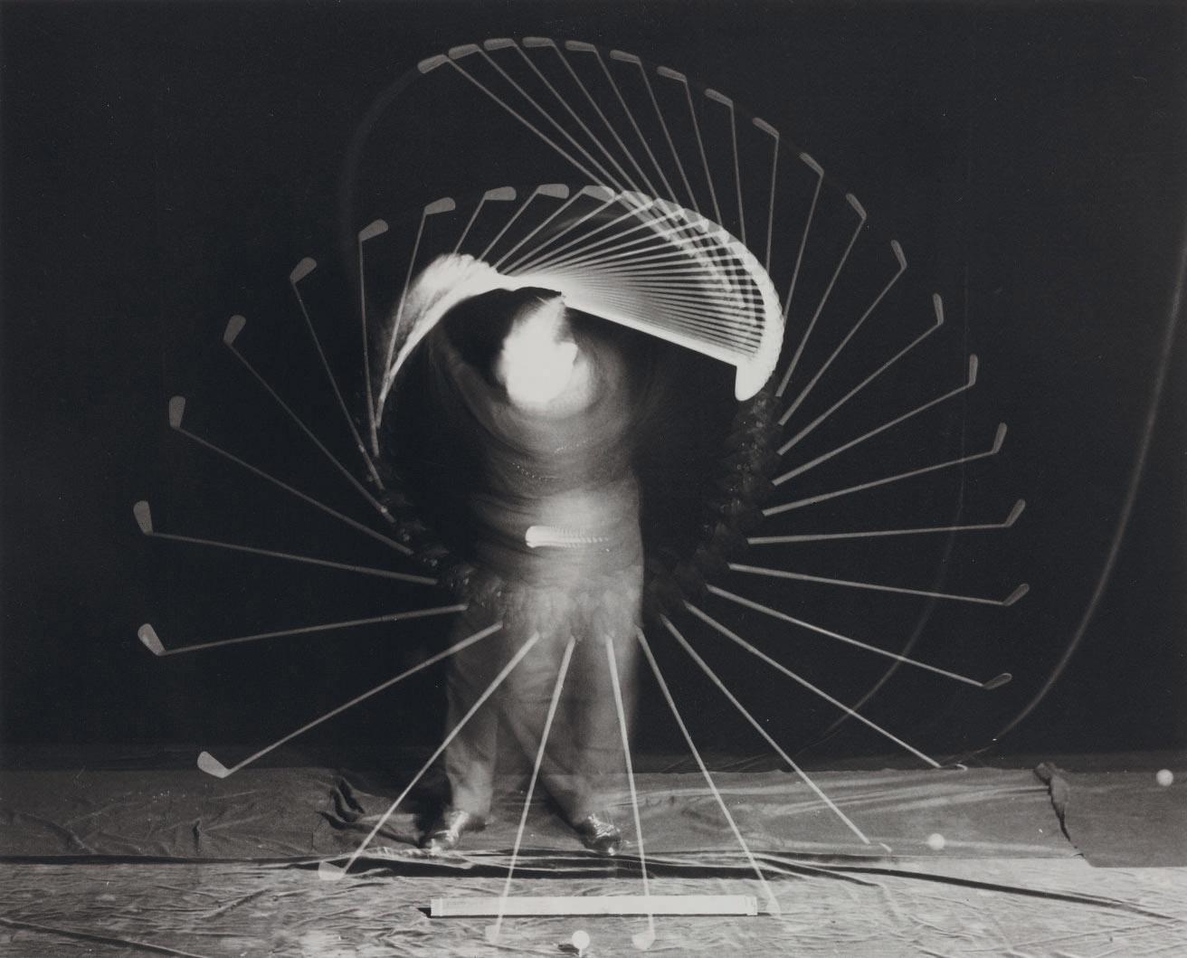 Golf Swing, 1938
