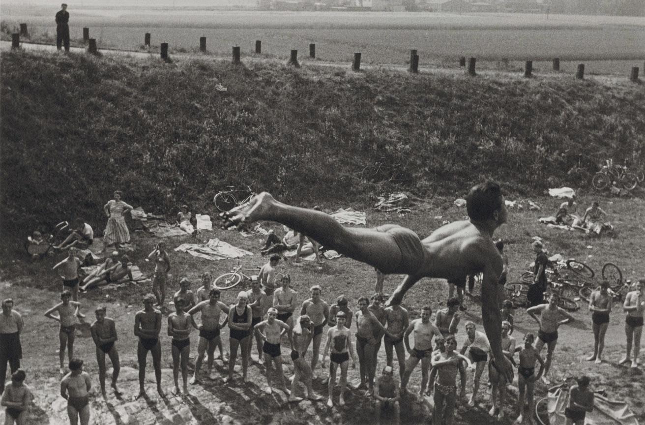 West Germany, Near Dortmund, 1958