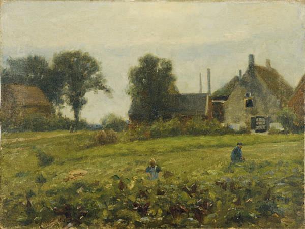 Dutch farmstead