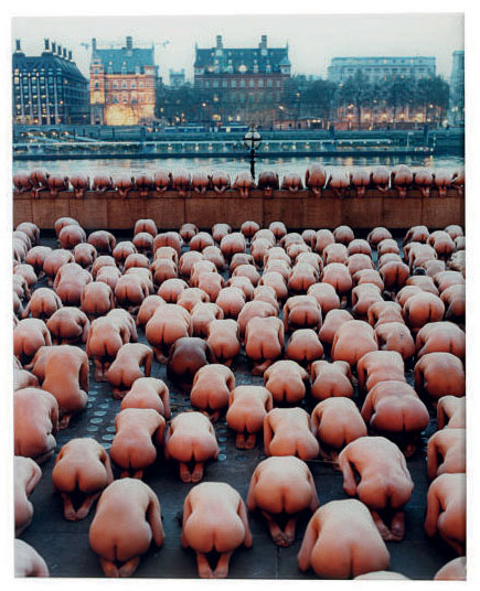 London 2 (the Saatchi Gallery), 2003