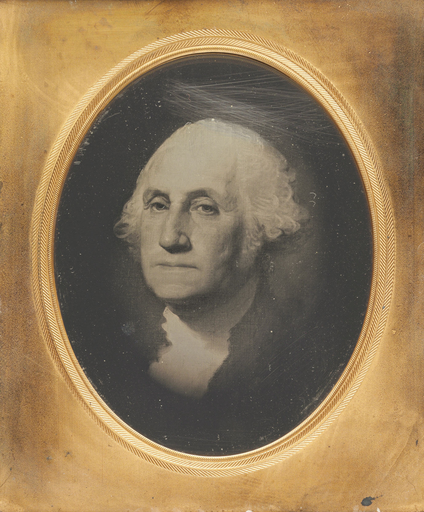 George Washington, after Gilbert Stuart, 1853
