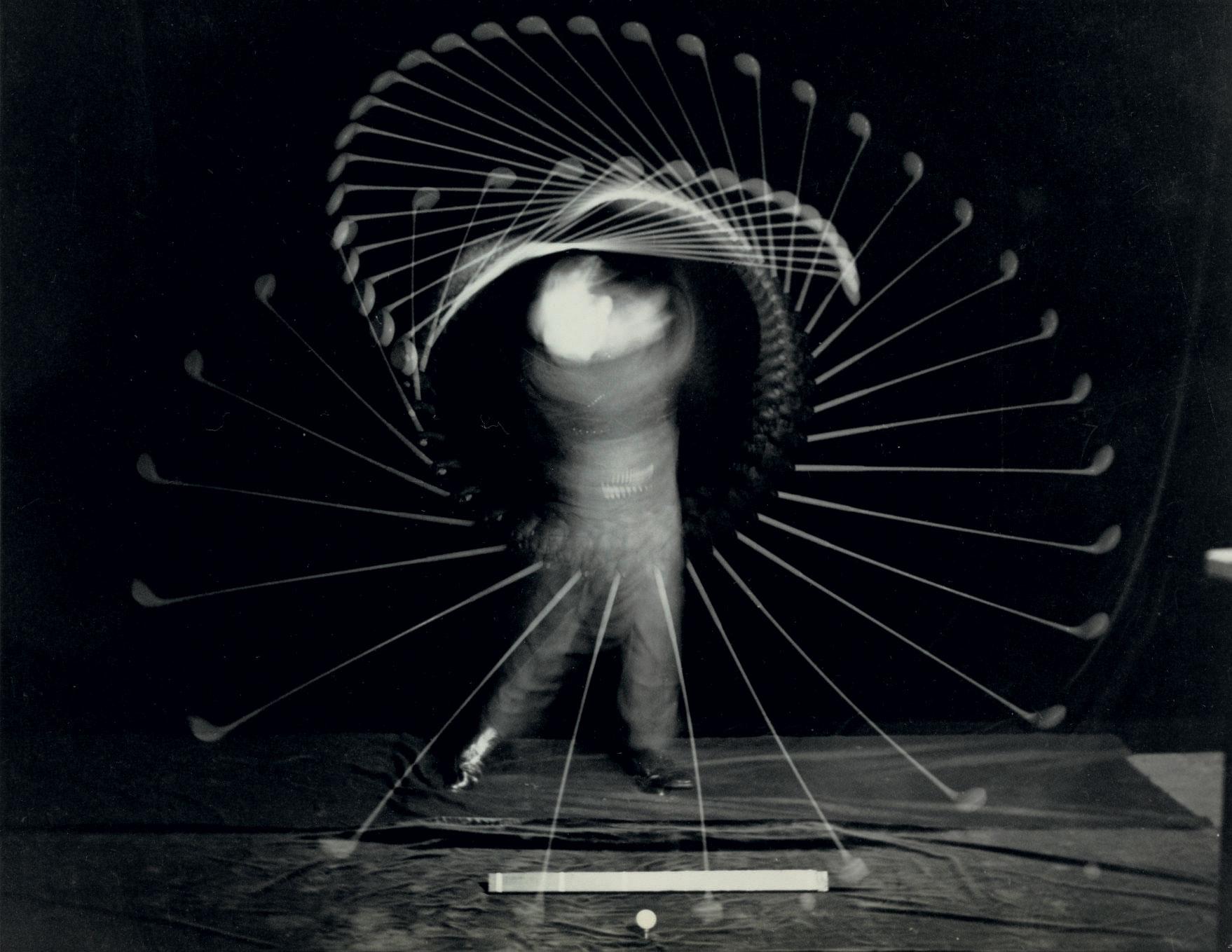 Bobby Jones' Golf Swing, 1938