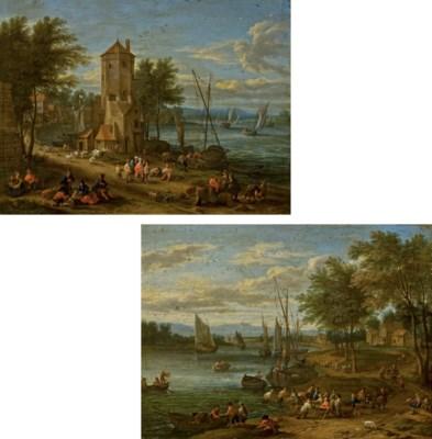 JOSEF VAN BREDAEL (ANVERS 1688