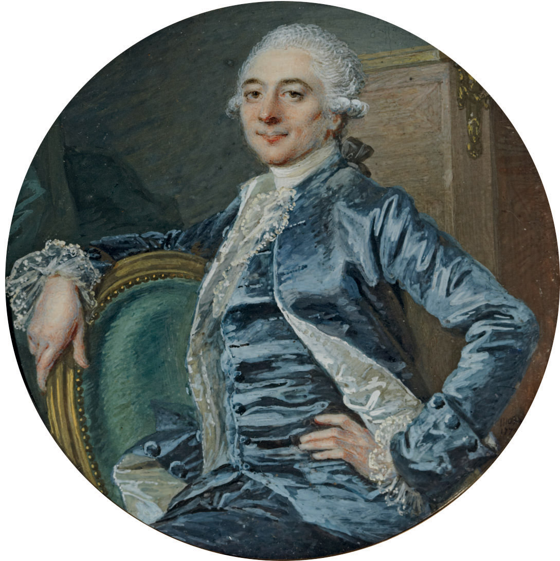 JEAN-LAURENT MOSNIER (PARIS 1743/1744-1808 SAINT PETERSBOURG)