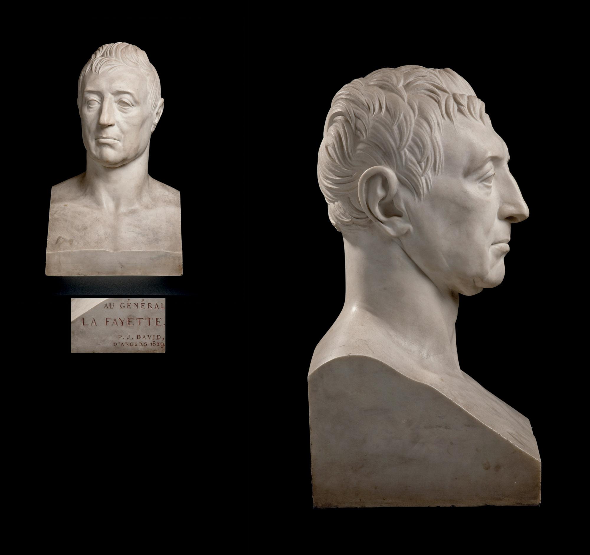 JEAN-DAVID D'ANGERS (1788-1856)