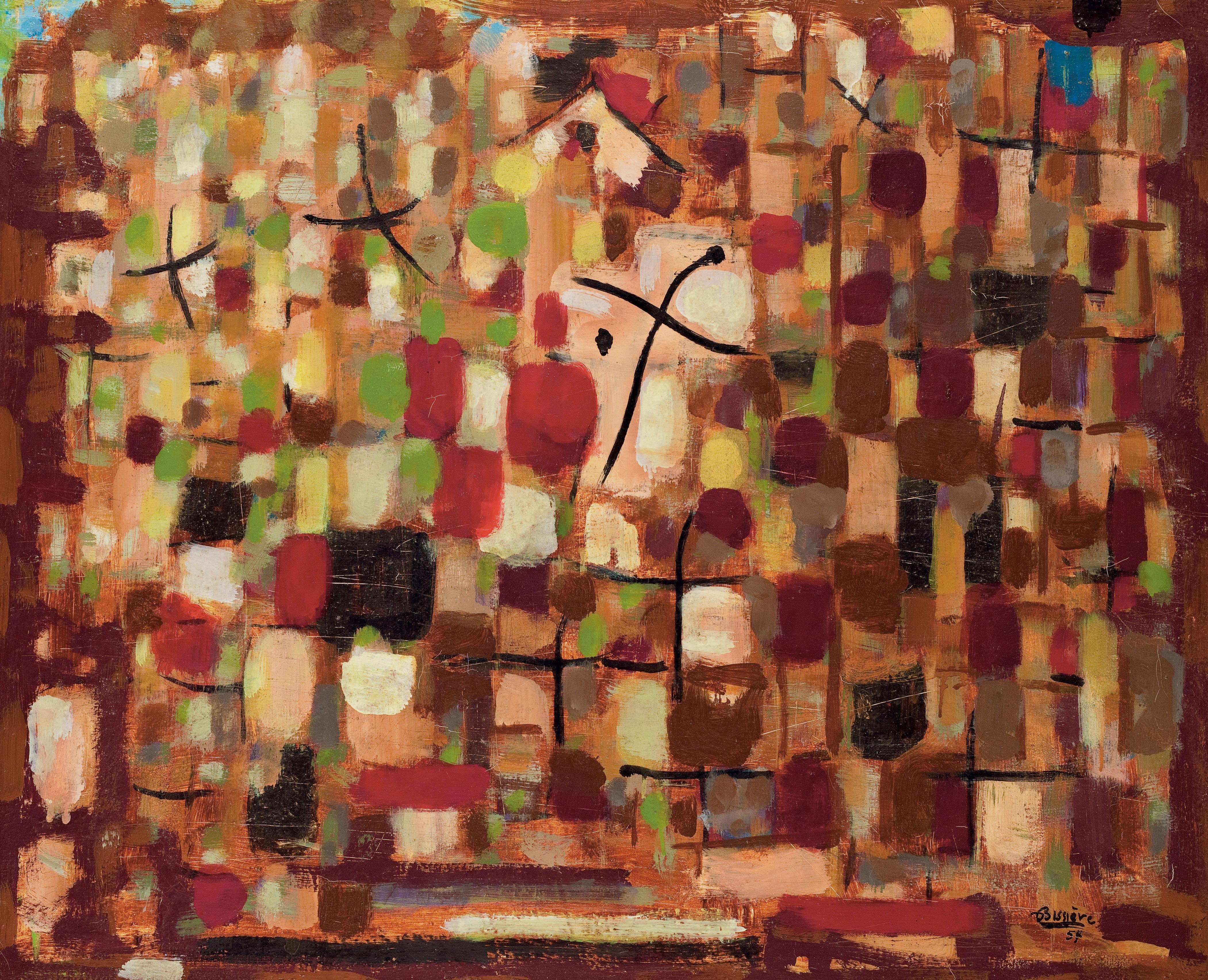 Composition Rouge (Composition 344)