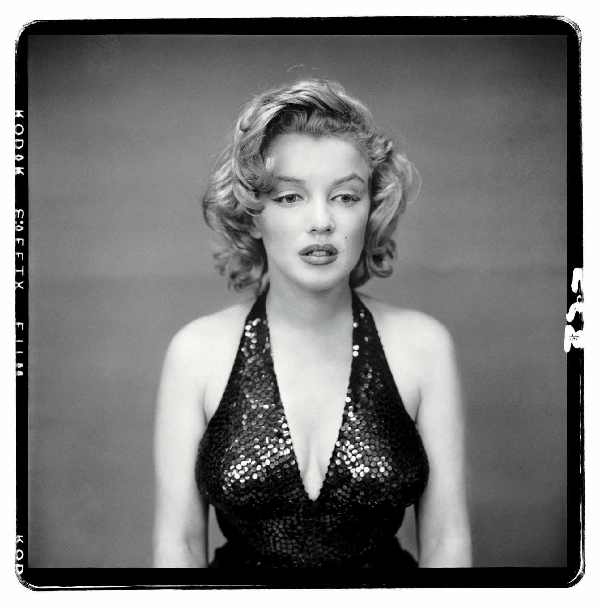 Marilyn Monroe, actress, New York City, May 1957