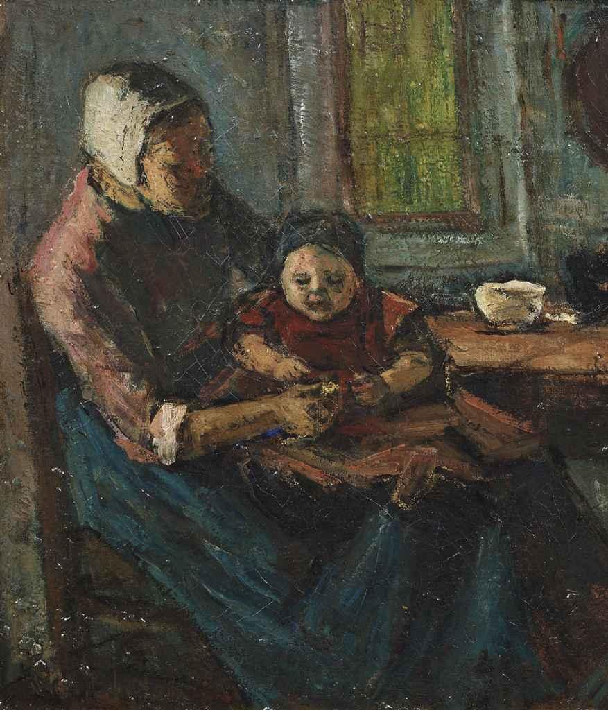 Feeding the child