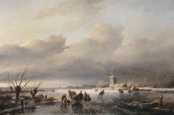 Charles Leickert (1817-1906)