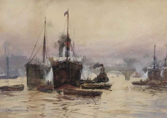 Frederick William Scarborough