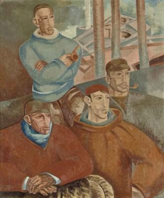 Belgian School, 20th Century
