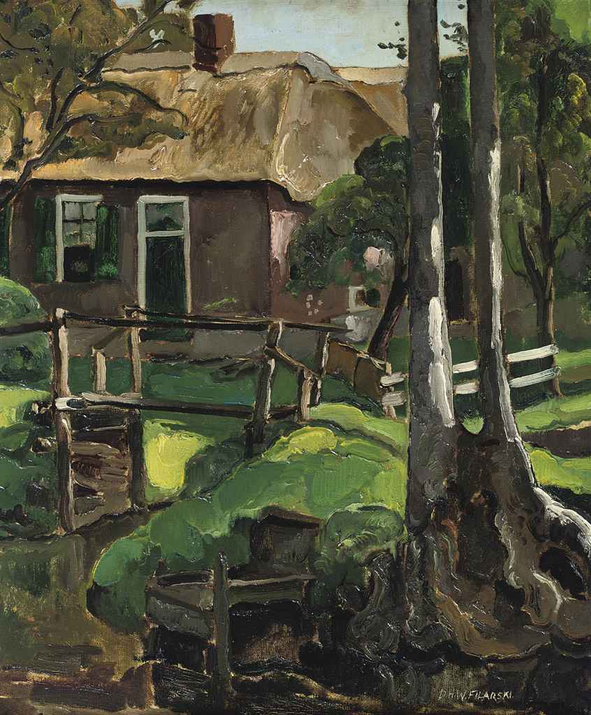 A farm in Giethoorn
