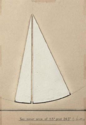 Bernar Venet (b. 1941)