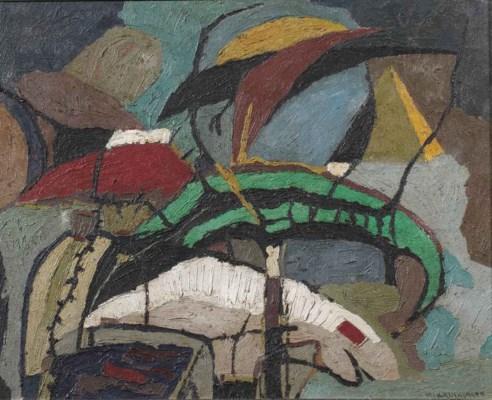 Harry van Kruiningen (1906-199