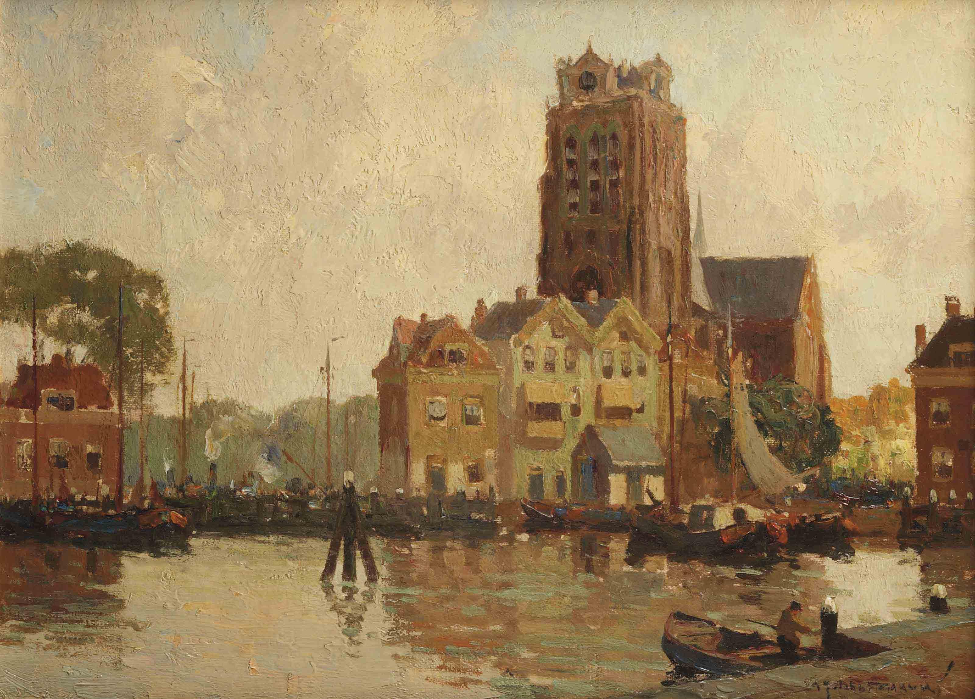 The Grote Kerk, Dordrecht