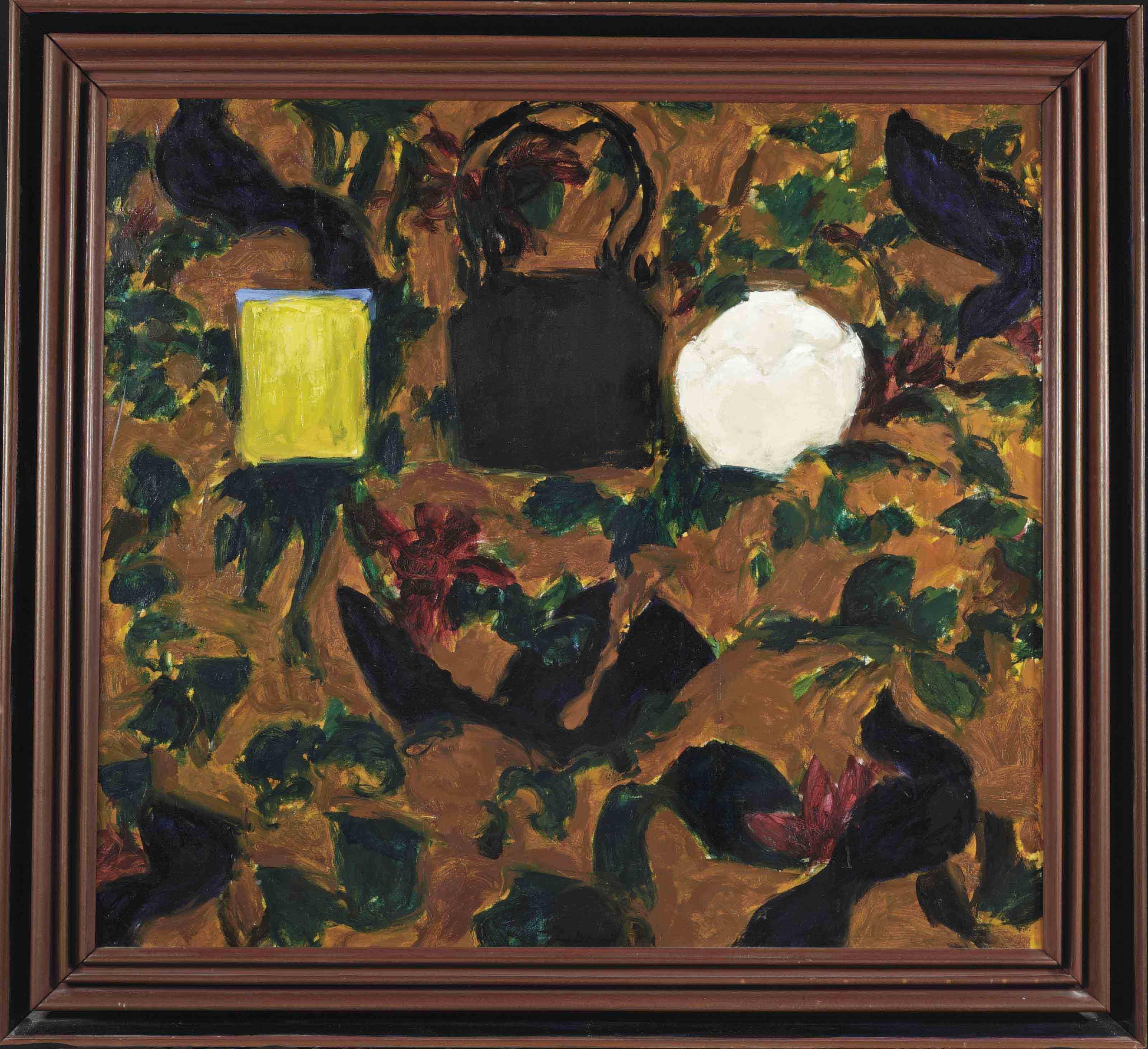 Homage to Soetsu Yanagi, Bernard Leach, and, the unknown craftsman
