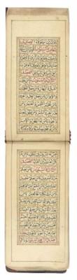A QAJAR PRAYER BOOK