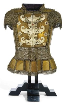 A MORO SUIT OF ARMOUR