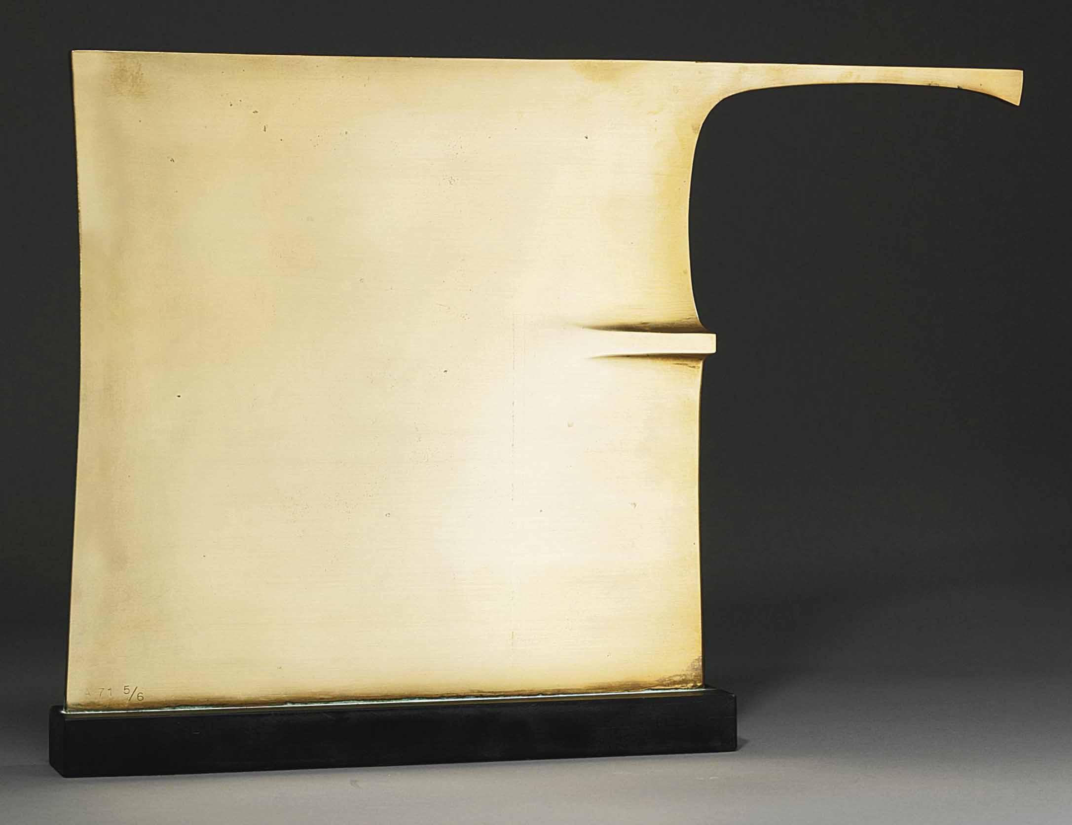 Slim bronze/Hatchet form