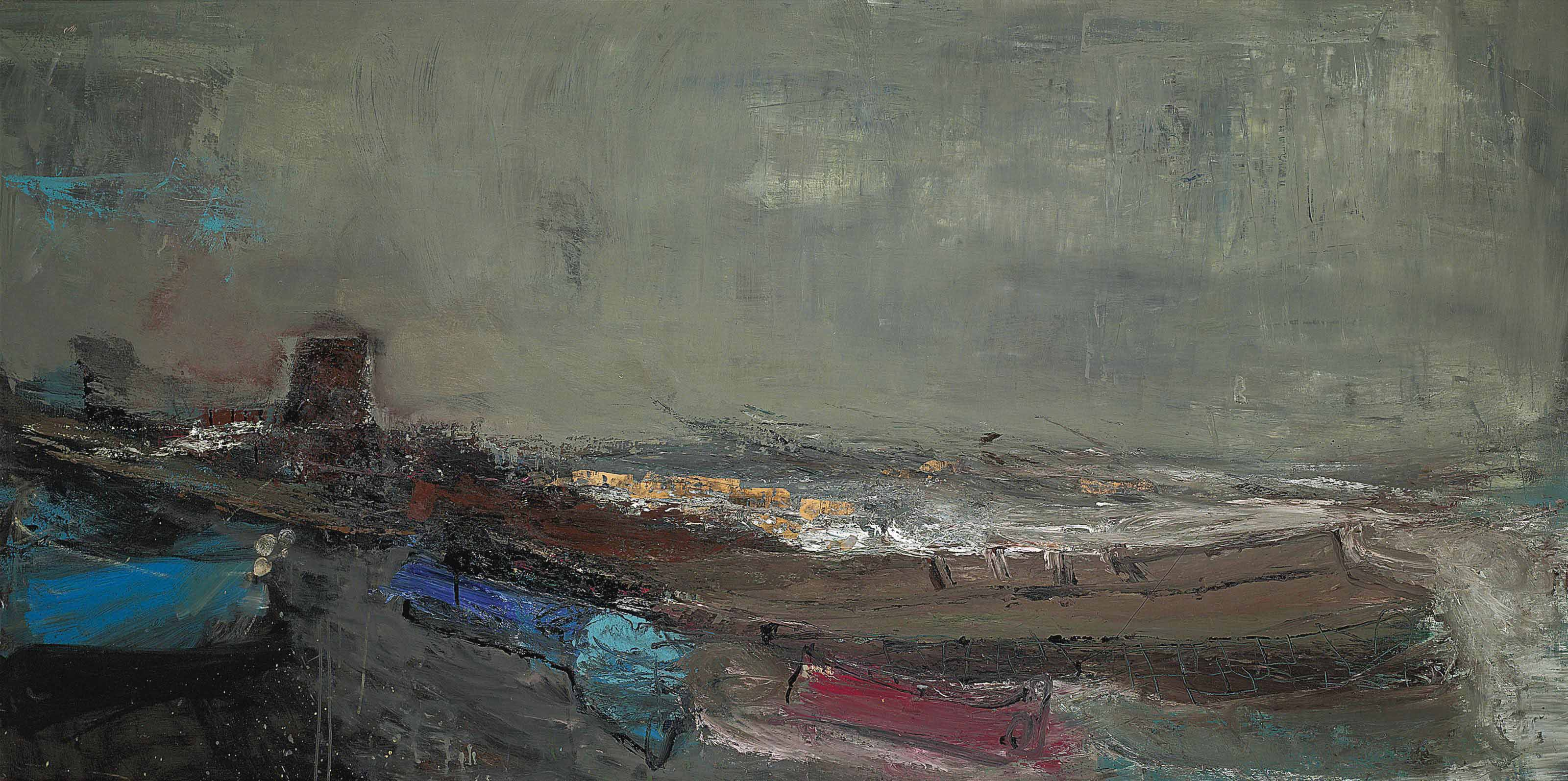Boats and the Harbour
