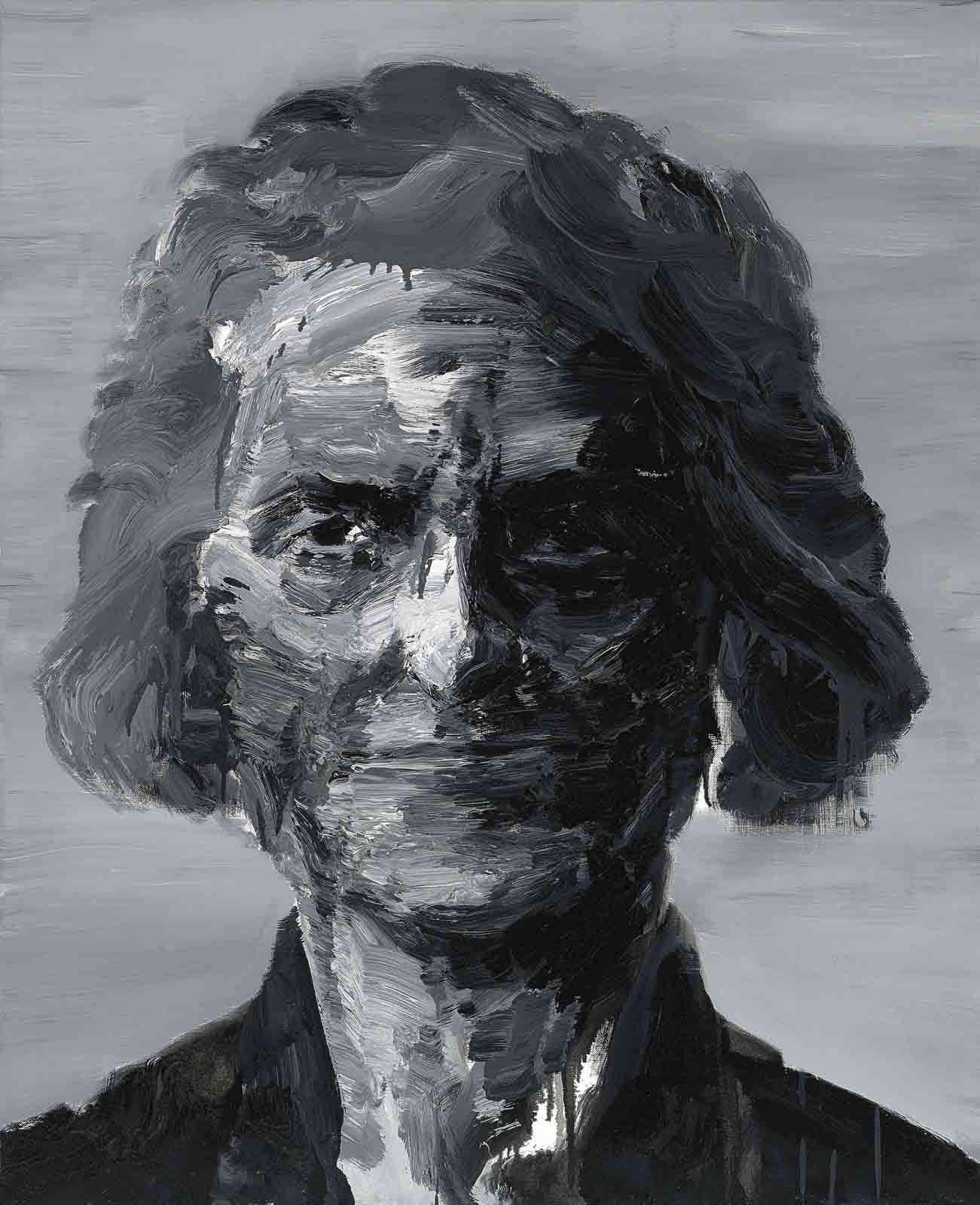 Portrait of Brigitte Gairard