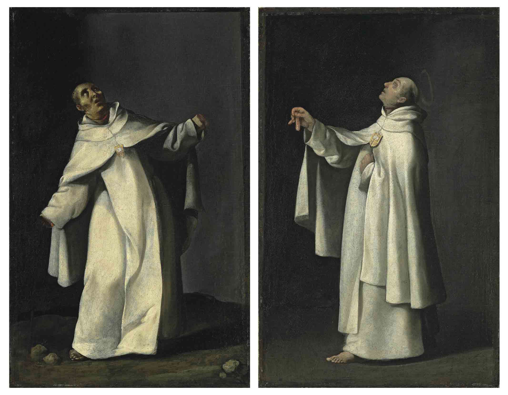 Friar Pedro de Beteta; and Friar Guillermo de Valencia