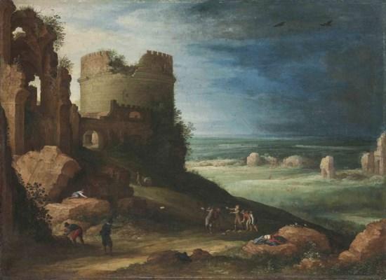 Paul Bril (Antwerp 1554-1626 R