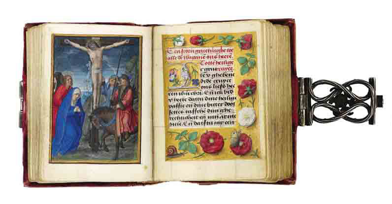 THE IMHOF PRAYERBOOK, illumina