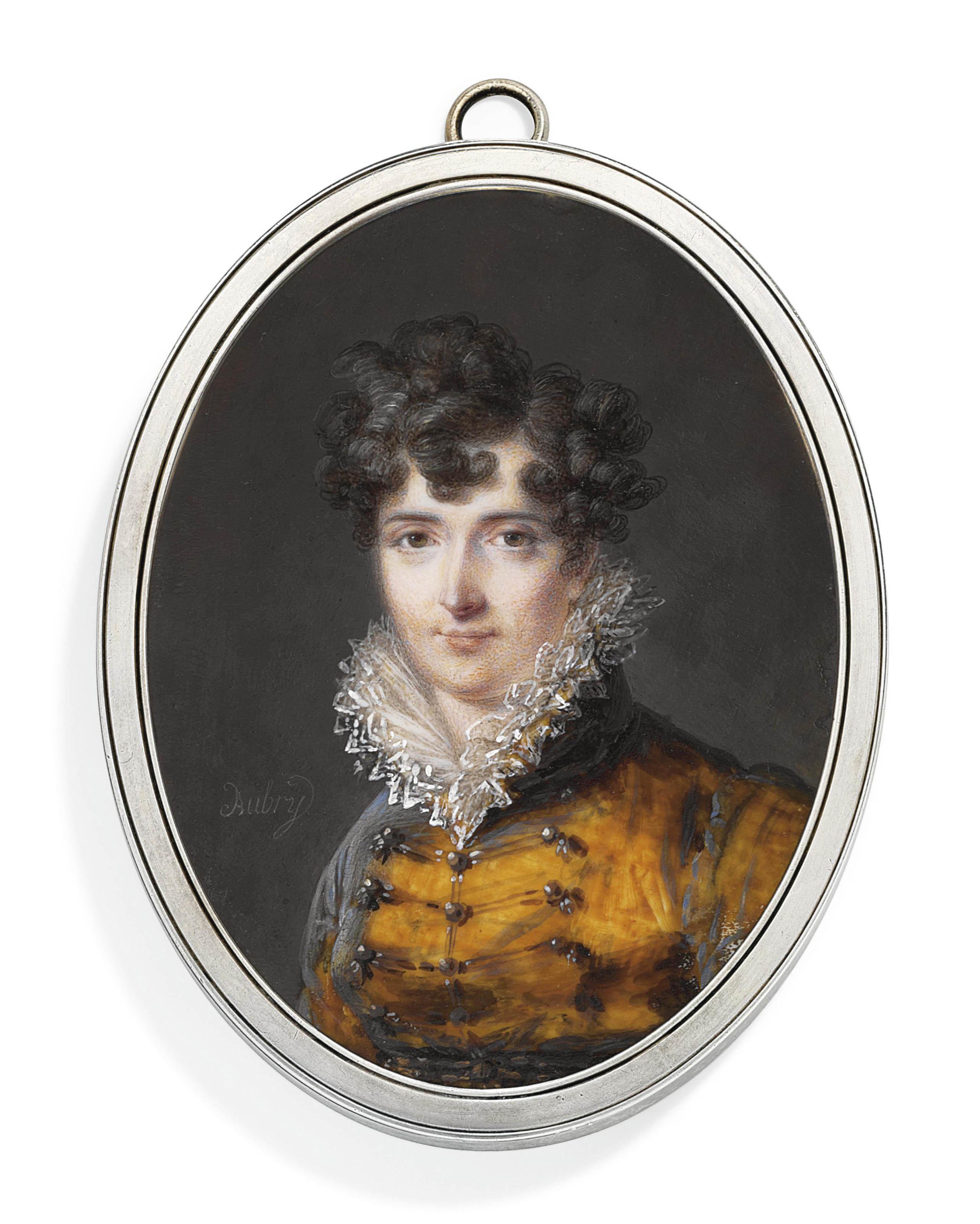 LOUIS-FRANÇOIS AUBRY (FRENCH, 1767-1851)