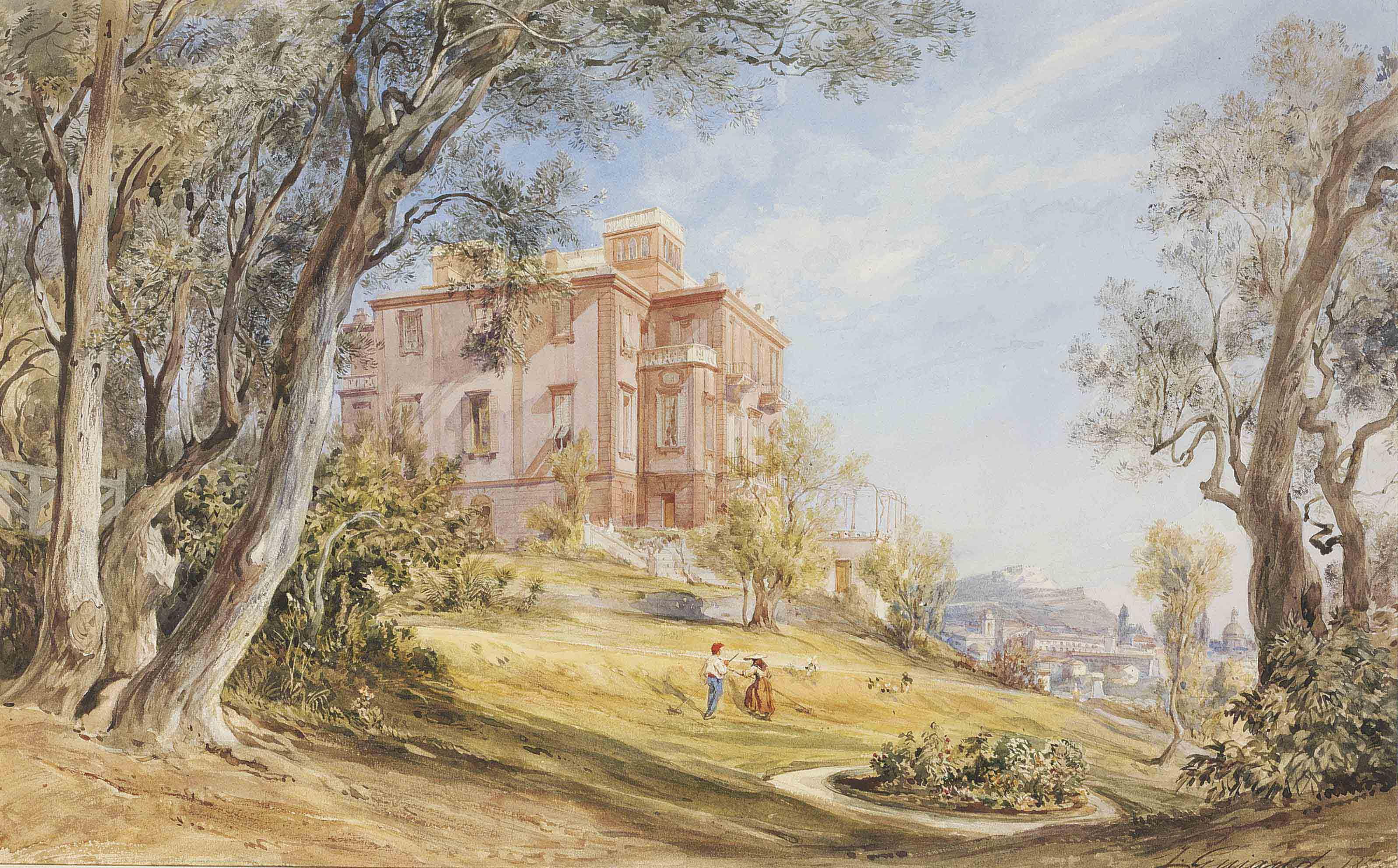 Villa Madama, Rome